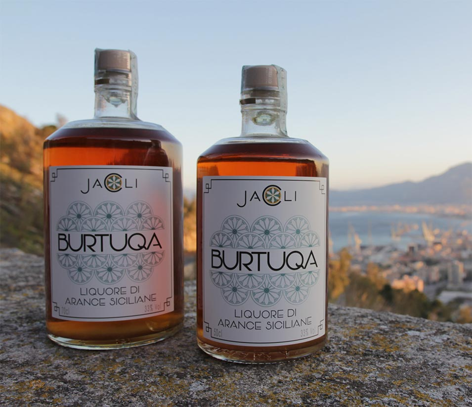 liquore arance siciliane